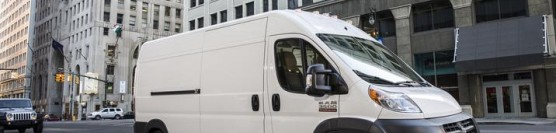 RAM Supplies US Postal Service with 9,000 New 2016 ProMaster Vans