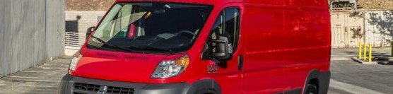 2016 RAM ProMaster Cargo Van Ready to Rock for Georgia Workforce