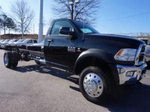 2014 RAM 5500 chassis cab CF4241 ACT