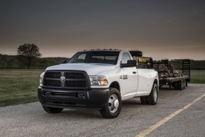 RAM 3500 Towing LDCJR ACT