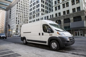 ACT-2016 RAM ProMaster white side view