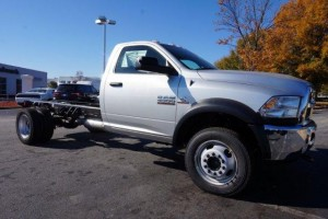 ACT-2015 RAM 4500 chassis cab single cab cf5009