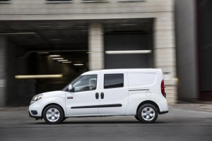 ACT-2016 RAM ProMaster City van