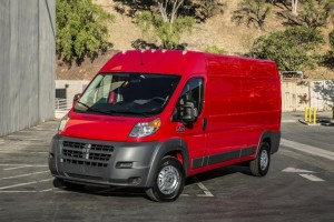 ACT-2016 RAM ProMaster front 3q